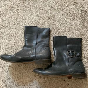 Frye Shoes - Like new Frye booties, excellent condition